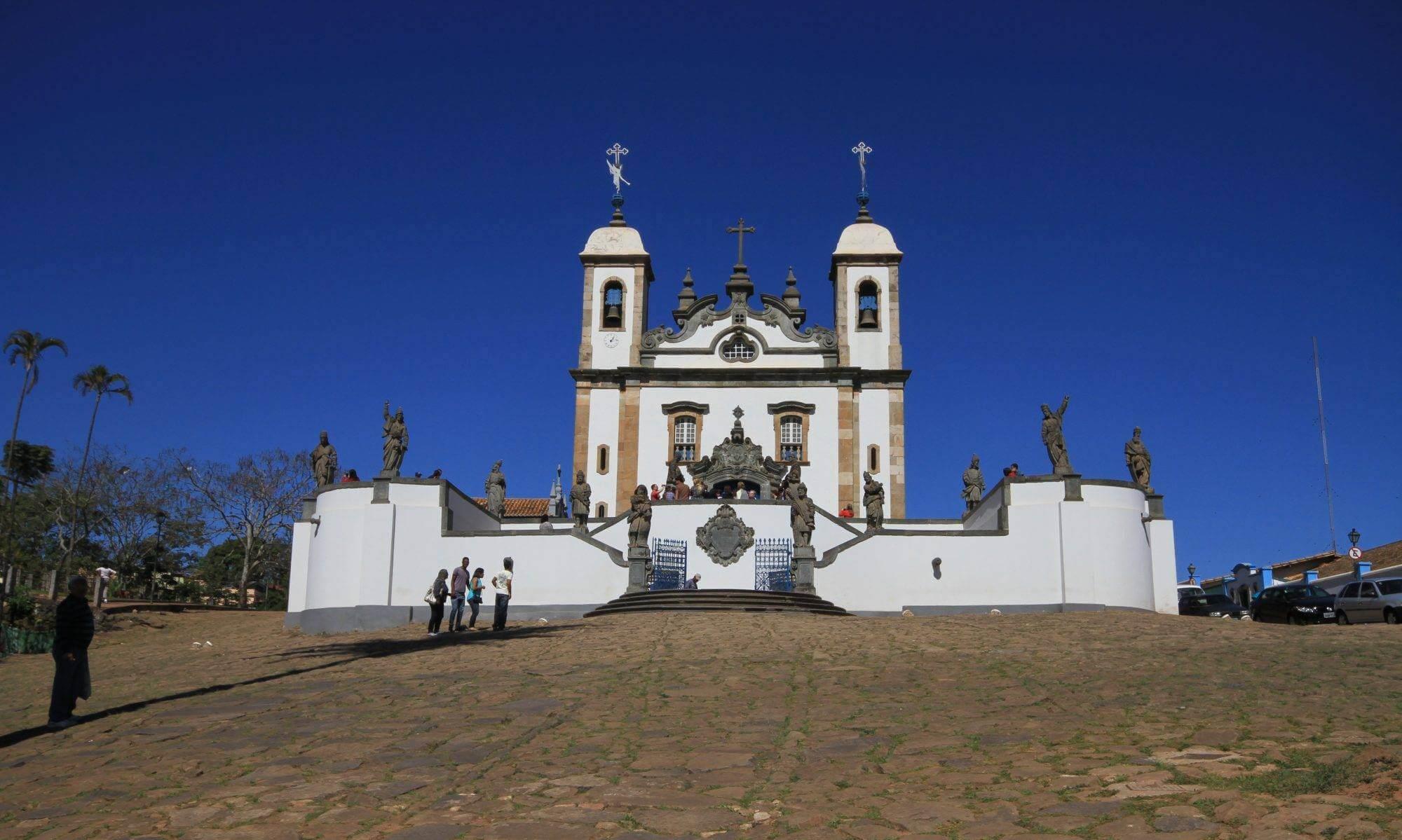 Eglise Minas Gerais