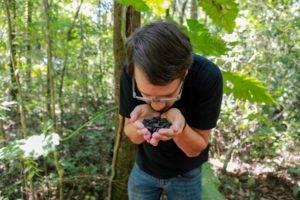 Arnaud Sion à la recherche d'épices