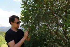 Arnaud Sion à la Sélection des meilleurs Vanille et Epices