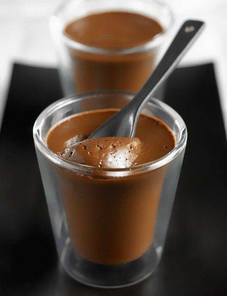 Crème Chocolat Café Safran