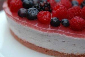 Cheesecake à la vanille Recette