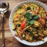 Recette de Salade de Quinoa au poivre timut