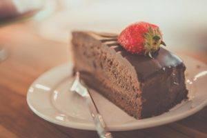 Recette de gâteau chocolat poivre timut ou baie timur