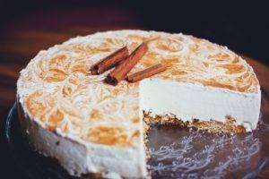 Recette de Cheesecake des îles à l'extrait de vanille