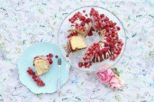 Recette de Cake à la pistache et à la fleur d'oranger