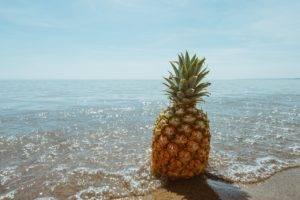 Recette de Confiture d'ananas aux dattes, vanille de Madagascar et poivre Java