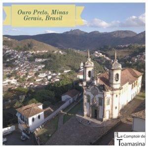 Guide de Ouro Preto Minas Gerais Brésil Voyage