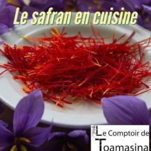 Les bienfaits du safran dans la cuisine