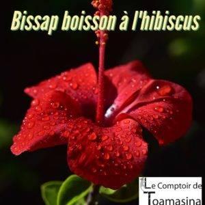 Recette du Bissap boisson à l'hibiscus