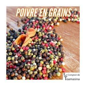 Acheter du poivre en grains