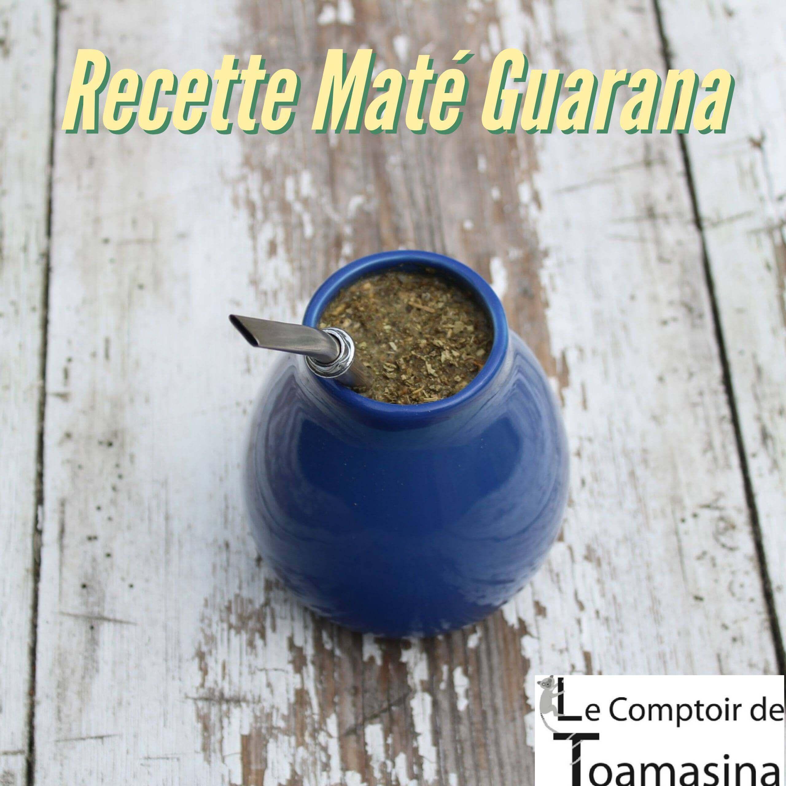 Mate Guarana