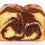 Recette de gâteau marbré à la vanille
