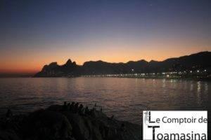 Visiter Rio de Janeiro Coucher de soleil Rio de Janeiro