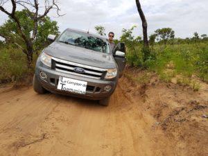 Route de Jalapao - Viajar no Jalapao Ford Ranger