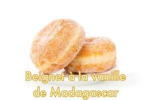 beignets à la vanille de madagascarbeignets à la vanille de madagascar