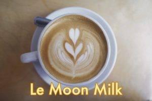 Le Moon milk c'est quoi