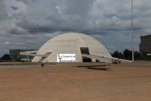Musée national de brasilia