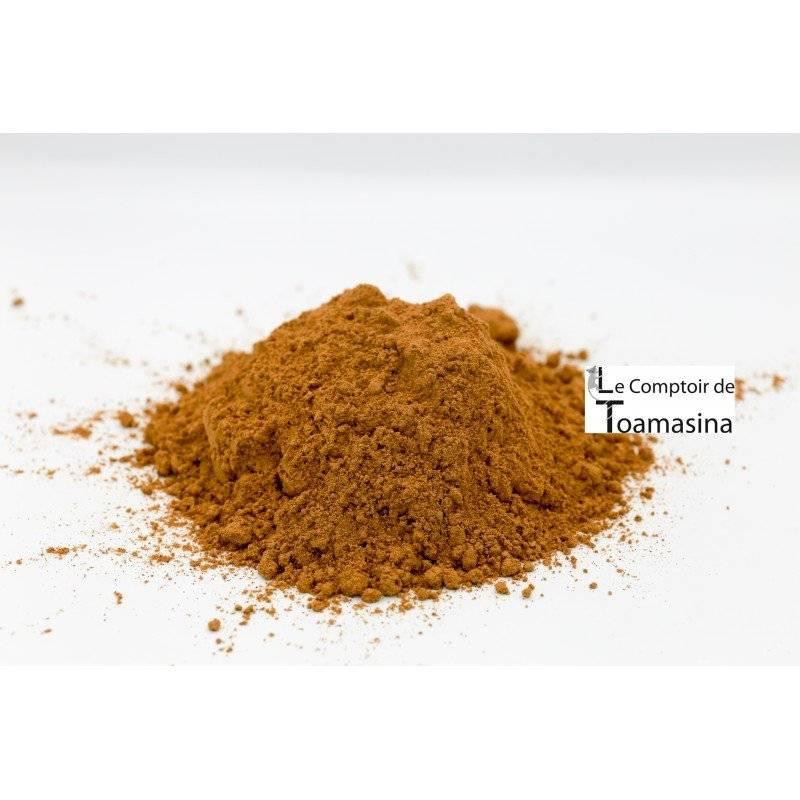 La poudre de guarana