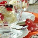 recette Glace au lait d'amandes et à la fève Tonka