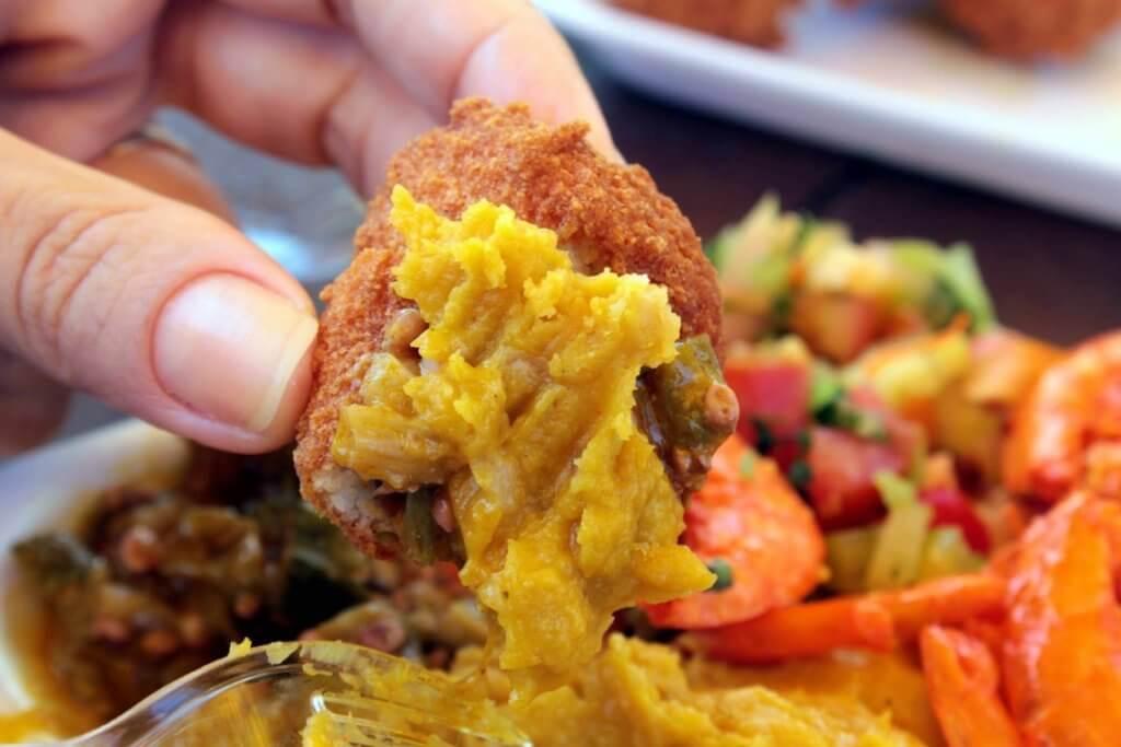 Véritable recette des acarajé de Bahia - Brésil