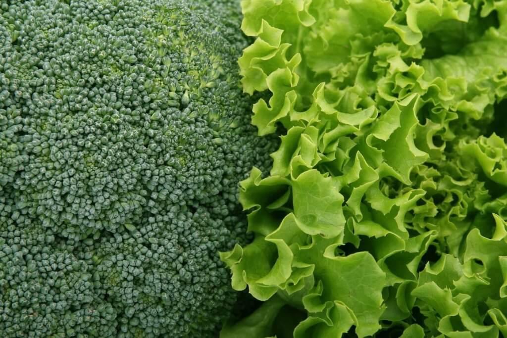 Recette de Salade verte detox