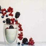 Recette de Glaces aux Fruits Rouges et Açai