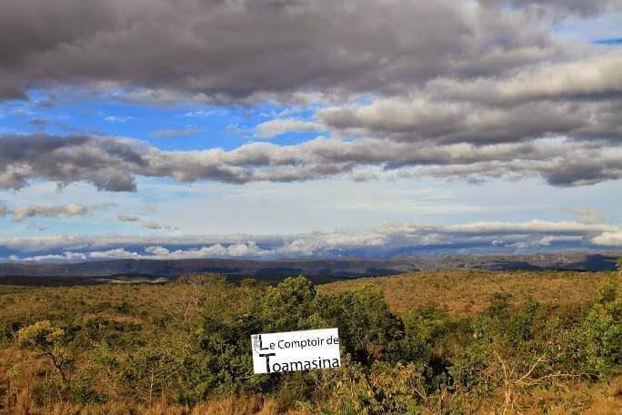 Parc National de la Serra do Cipo - éco-système du Cerrado