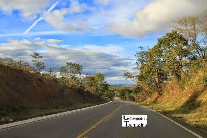 Visiter la serra do Cipo Minas Gerais Brésil