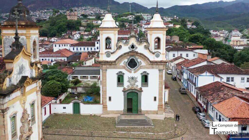 visiter le minas gerais au Brésil
