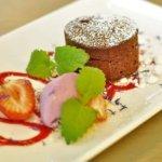 Recette de Cœurcoulant au chocolat et poivre timut