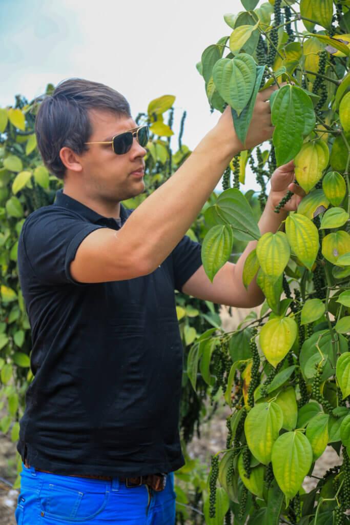 Acheter du poivre et arnaud chercheur de poivres rares