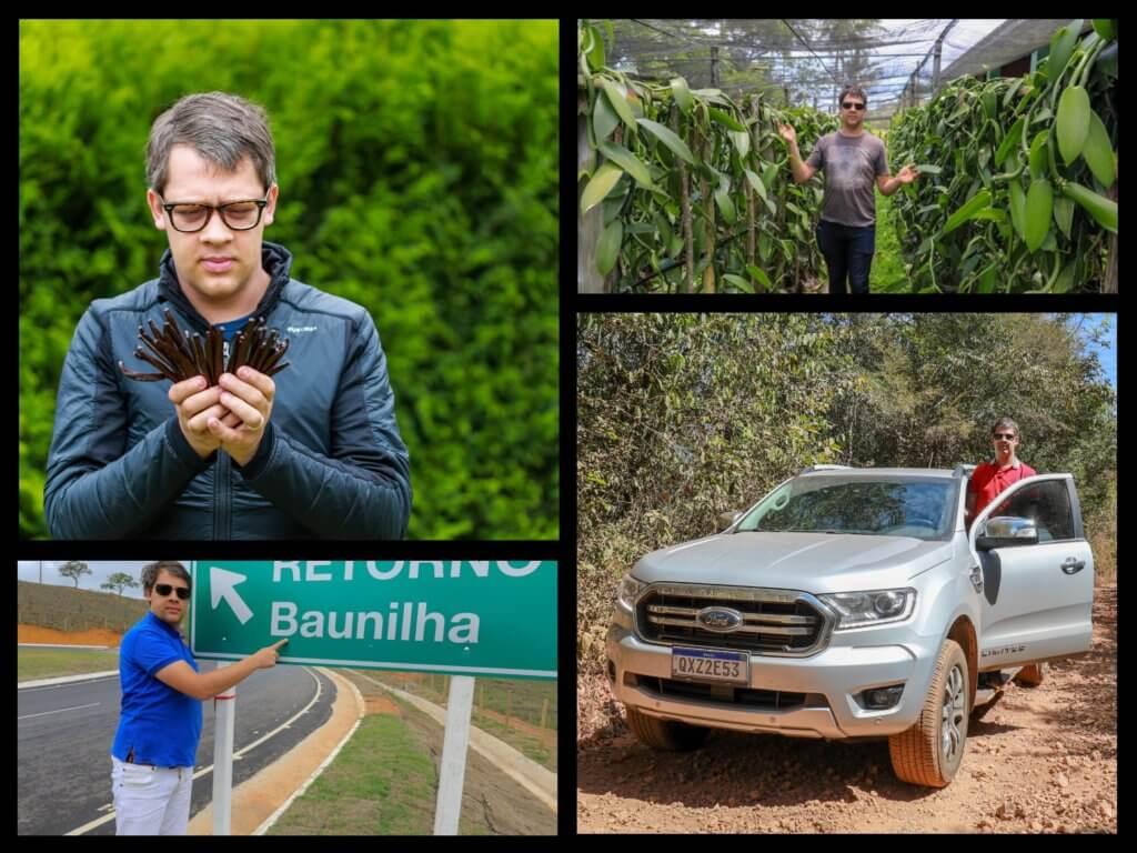 Arnaud Expert dans l'achat et la vente des meilleure gousses de vanille - directement du producteur - Vanille Bourbon Gold de Madagascar
