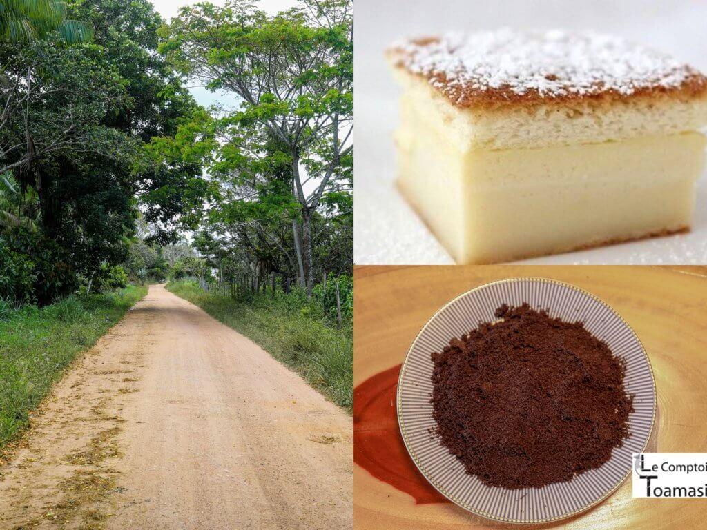 Recette de Gâteau Magique à l'açaiRecette de Gâteau Magique à l'açai
