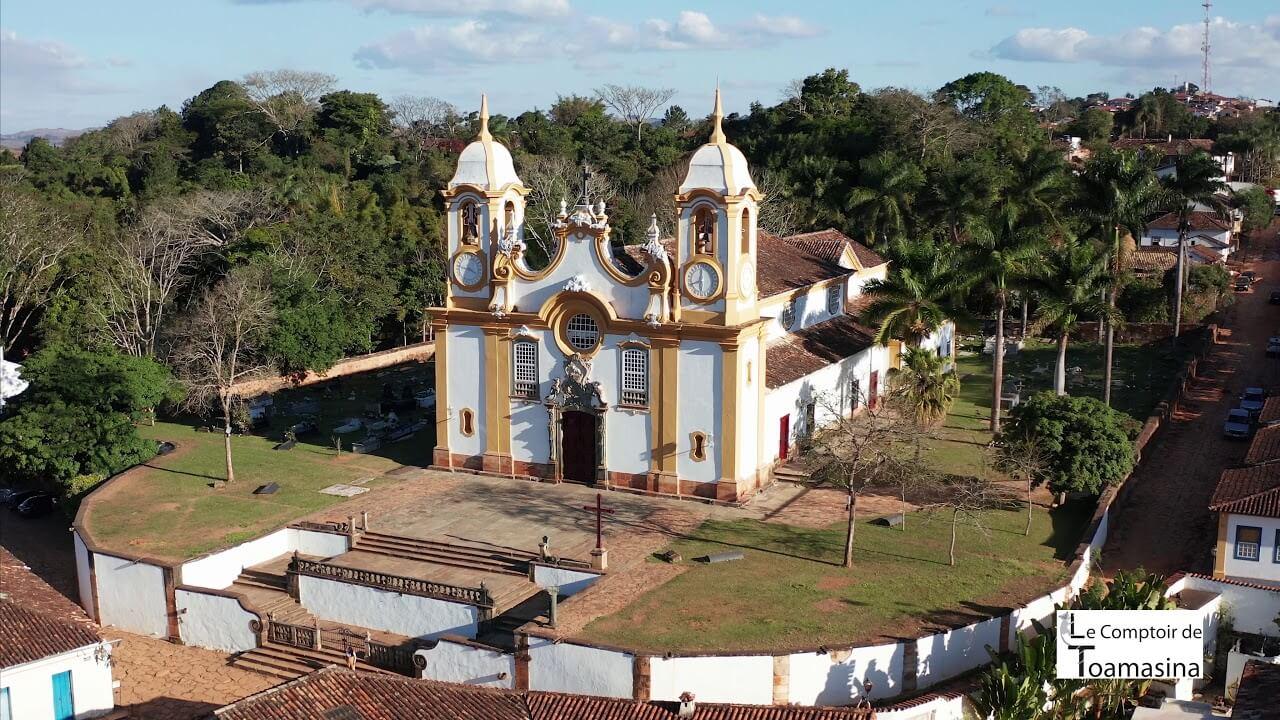 église Matriz de Tiradentes - Santo Antonio