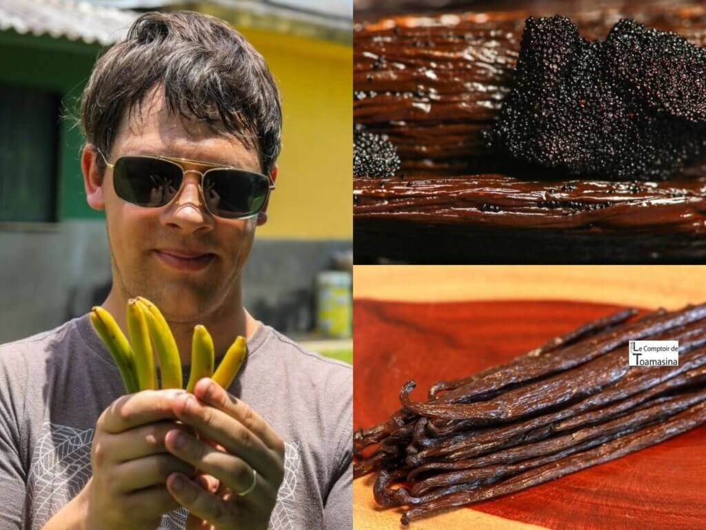 Mais pourquoi mettre de la vanille dans du chocolat - Arnaud spécialiste de la gousse de vanille